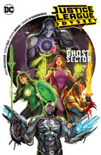 Image: Justice League Odyssey Vol. 01: Ghost Protocol SC  - DC Comics