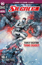 Image: Silencer Vol. 02: Hell-iday Road SC  - DC Comics