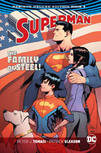 Image: Superman Rebirth Deluxe Collection Vol. 04 HC  - DC Comics