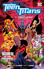 Image: Teen Titans by Geoff Johns Vol. 03 SC  - DC Comics
