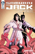 Image: Samurai Jack: Lost Worlds #1 (cover A - Thomas) - IDW Publishing