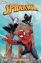 Image: Marvel Action: Spider-Man Book 01: A New Beginning SC  - IDW Publishing