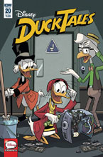 Image: Ducktales #20 (cover A - Disney) - IDW Publishing