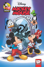 Image: Mickey Mouse: Quest for Missing Memories SC  - IDW Publishing