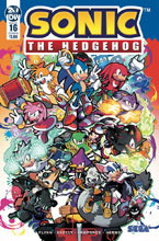Image: Sonic the Hedgehog #16 (cover B - Gray) - IDW Publishing