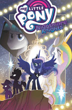 Image: My Little Pony: Nightmare Knights SC  - IDW Publishing