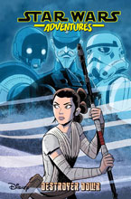 Image: Star Wars Adventures: Destroyer Down SC  - IDW Publishing