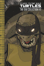 Image: Teenage Mutant Ninja Turtles  (IDW) Collection Vol. 09 HC - IDW Publishing