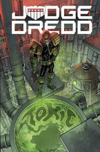 Image: Judge Dredd: Toxic SC  - IDW Publishing