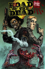Image: Road of the Dead: Highway to Hell SC  - IDW Publishing
