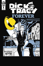 Image: Dick Tracy Forever #1 (incentive cover - Oeming) (10-copy) - IDW Publishing
