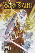 Image: War of the Realms #2 (incentive cover - Tedesco) - Marvel Comics