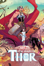 Image: Mighty Thor 3D #1 (Polybagged) - Marvel Comics
