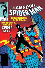 Image: Amazing Spider-Man #252 Facsimile Edition #1 - Marvel Comics