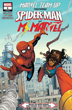 Image: Ms. Marvel Team-Up #1  [2019] - Marvel Comics