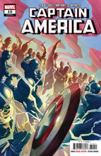 Image: Captain America #10 - Marvel Comics
