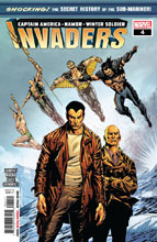 Image: Invaders #4 - Marvel Comics