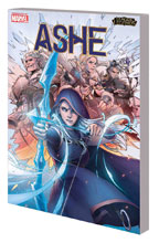 Image: League of Legends: Ashe - Warmother SC  - Marvel Comics