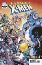 Image: Uncanny X-Men #16 (variant Asgardian cover - Will Sliney) - Marvel Comics