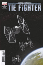 Image: Star Wars: Tie Fighter #1 (variant cover - Movie) - Marvel Comics