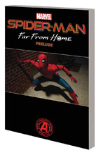 Image: Spider-Man: Far from Home Prelude SC  - Marvel Comics