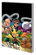 Image: Spider-Man: Sinister Six SC  - Marvel Comics