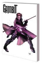 Image: Gambit: King of Thieves - The Complete Collection SC  - Marvel Comics