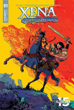 Image: Xena: Warrior Princess #1 (cover C - Henderson) - Dynamite