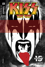 Image: Kiss End #1 (cover B - Fornes) - Dynamite