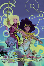Image: Barbarella / Dejah Thoris #4 (incentive cover - Garcia virgin) (20-copy) - Dynamite