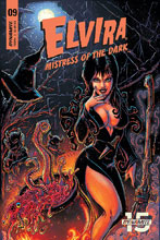 Image: Elvira: Mistress of the Dark #9 (cover A - Eastman) - Dynamite
