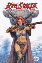 Image: Red Sonja Vol. 05 #3 (cover B - Linsner) - Dynamite