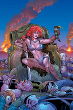 Image: Red Sonja #3 (variant cover - Conner virgin) - Dynamite