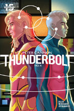 Image: Peter Cannon: Thunderbolt #4 (cover B - Ganucheau) - Dynamite
