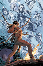 Image: Turok Vol. 04 #4 (incentive cover - Guice virgin) (40-copy) - Dynamite