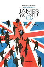 Image: James Bond Vol. 03: Black Box SC  - Dynamite