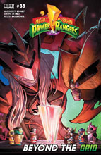 Image: Mighty Morphin Power Rangers #38 - Boom! Studios
