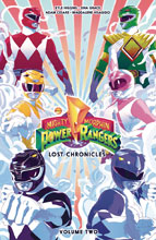 Image: Mighty Morphin Power Rangers Lost Chronicles Vol. 02 SC  - Boom! Studios