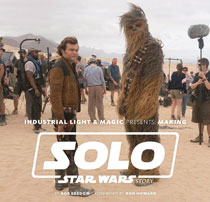 Image: Industrial Light & Magic: Making Solo A Star Wars Story HC  - Abrams
