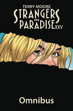 Image: Strangers in Paradise XXV Omnibus HC  - Abstract Studios