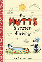 Image: Mutts Summer Diaries SC  - Amp! Comics For Kids
