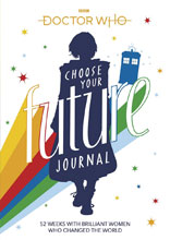 Image: Doctor Who Journal: Choose Your Future  - BBC Books