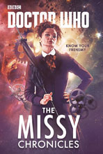 Image: Doctor Who Missy Chronicles SC  - BBC Books