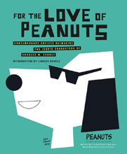 Image: For the Love of Peanuts HC  - Black Dog & Leventhal