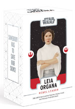 Image: Star Wars: Leia Organa - Rebel Leader in a Box  - Chronicle Books