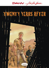 Image: Twenty Years After GN  - Cinebook