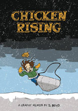 Image: Chicken Rising GN  - Conundrum Press