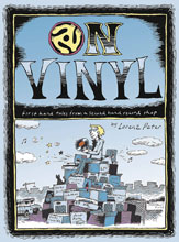 Image: On Vinyl GN  - Conundrum Press