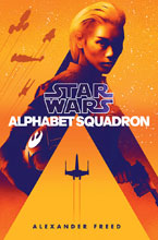 Image: Star Wars Novel: Alphabet Squadron HC  - Del Rey
