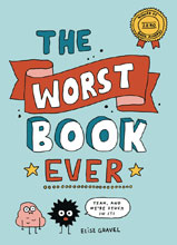 Image: Worst Book Ever HC  - Drawn & Quarterly